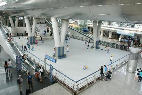 Photo credit Incheon International Airport