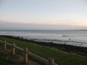 Manu Bay, Reglan