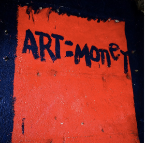 Art = Money